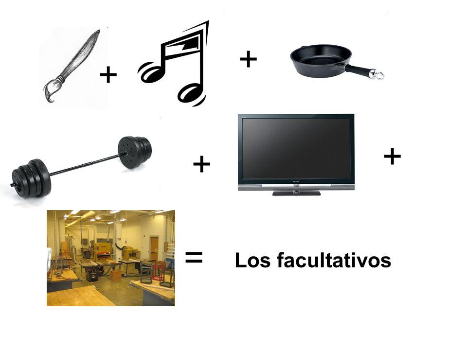 + + + + = Los facultativos