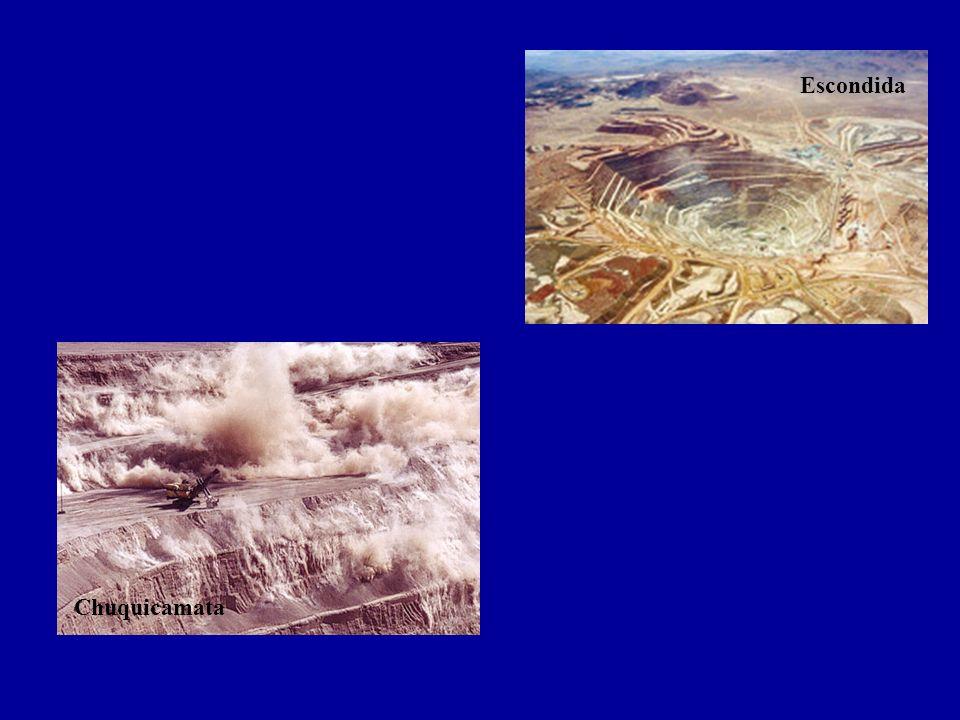 Chuquicamata Escondida
