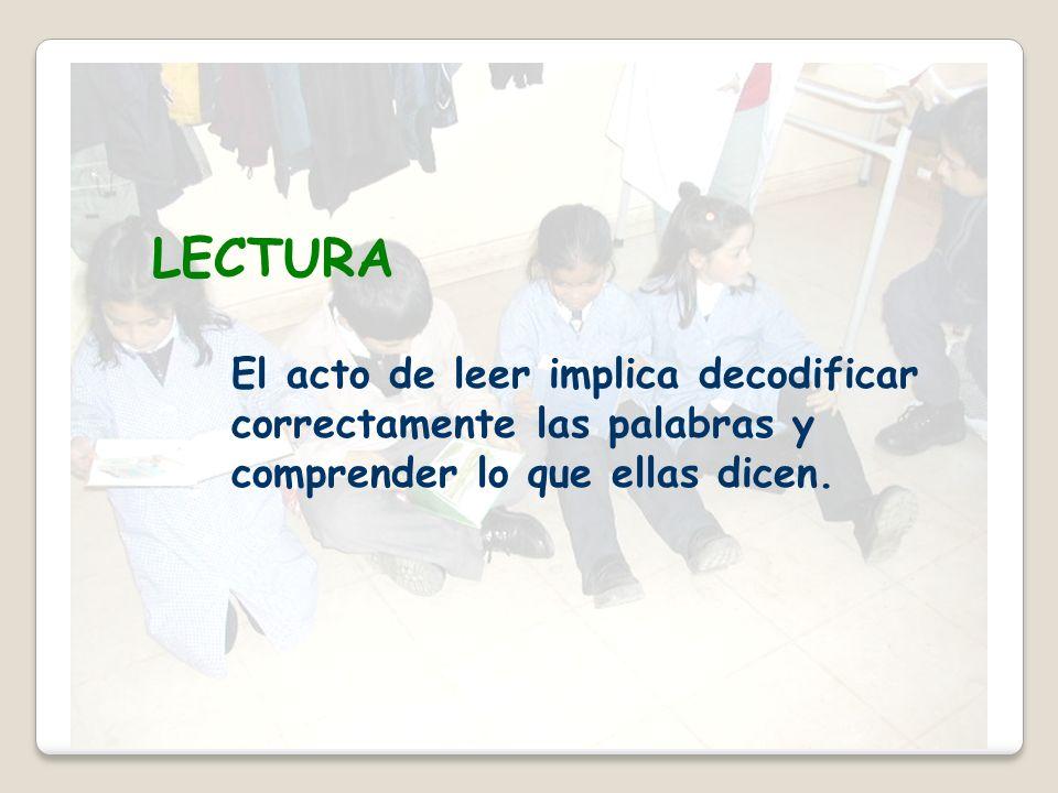 Desafíos para el mejoramiento de los aprendizajes.
