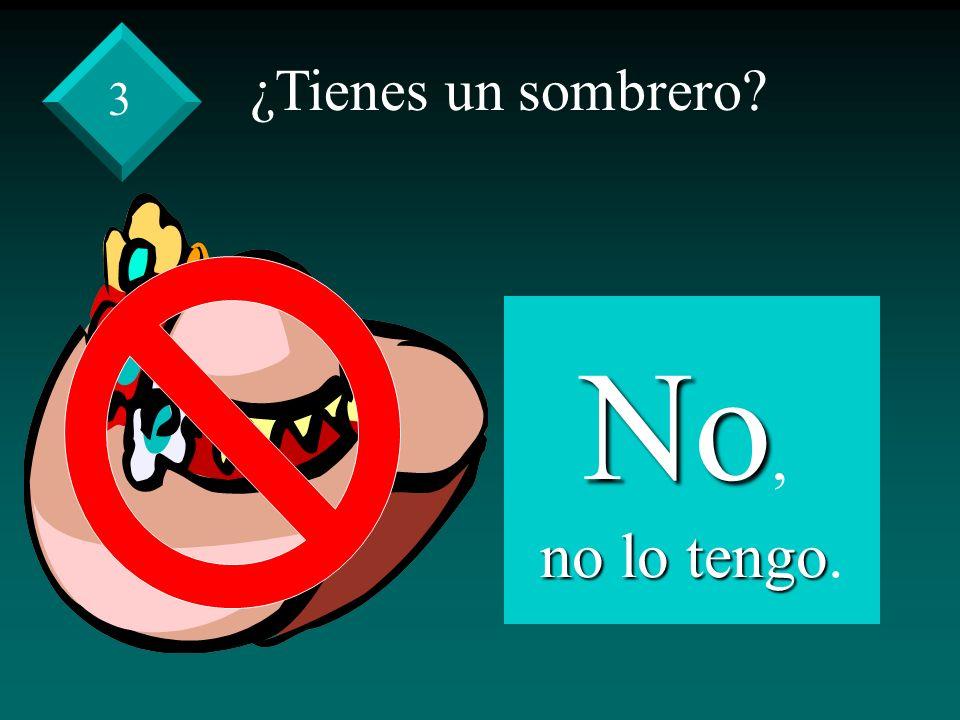 ¿Tienes el libro de español? Sí, lo tengo lo tengo. 14 ESPAÑOL