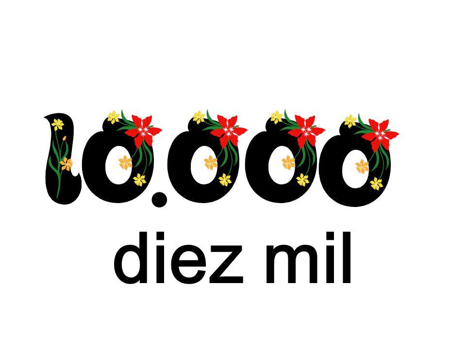 diez mil