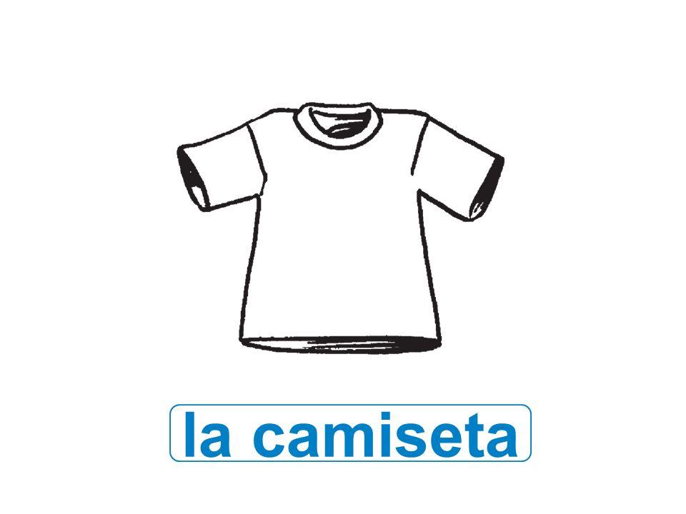 la camiseta