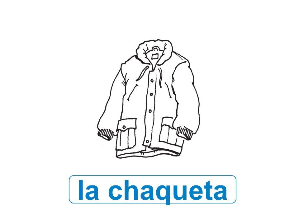 la chaqueta