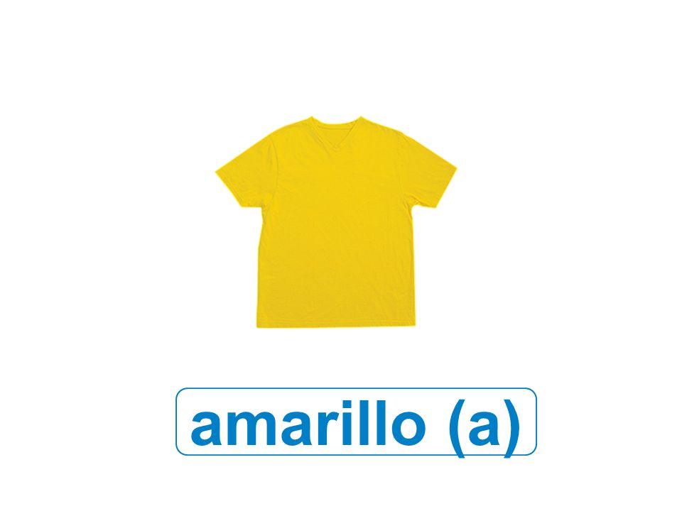 amarillo (a)