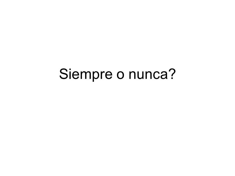 Todos los dias = every day Todos las tardes = every afternoon Todos las noches = every evening/night (Todos = all)