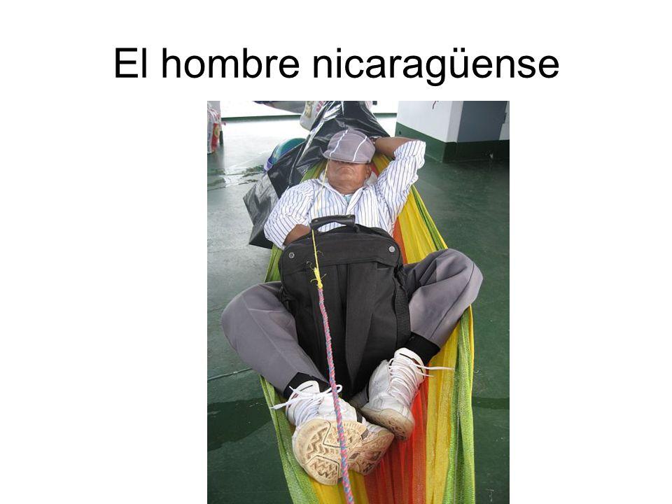 El hombre nicaragüense