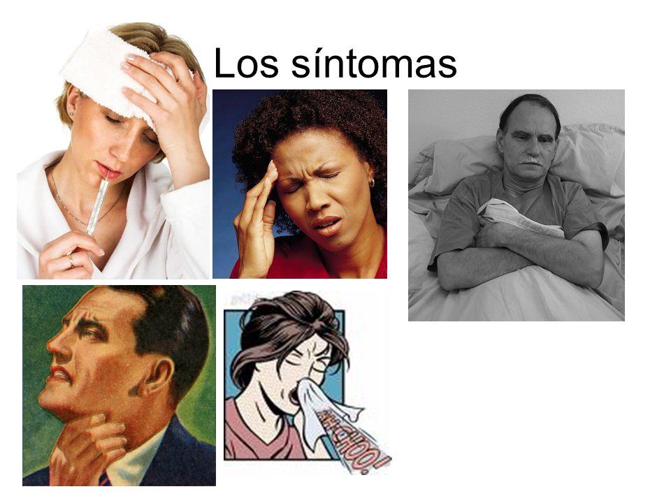 Los síntomas