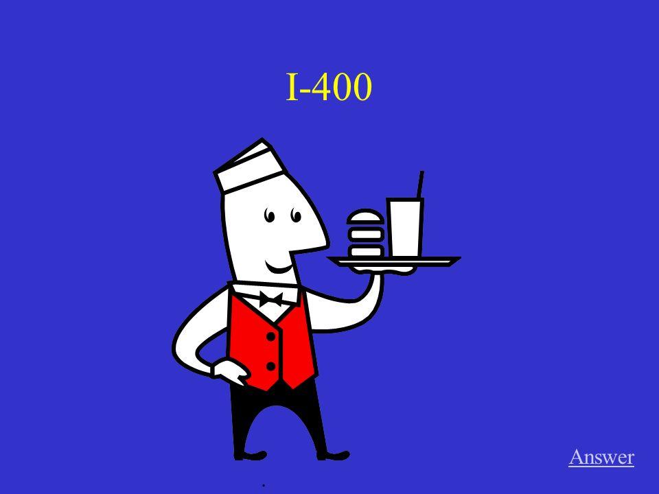 III-400 Answer. Maribel y Mario _____________ (order) los postres.