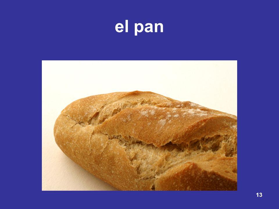13 el pan