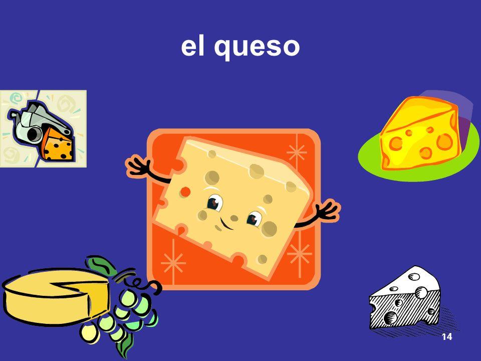 14 el queso