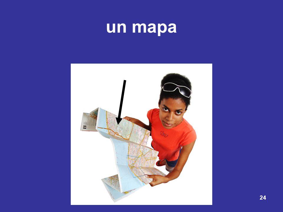 24 un mapa