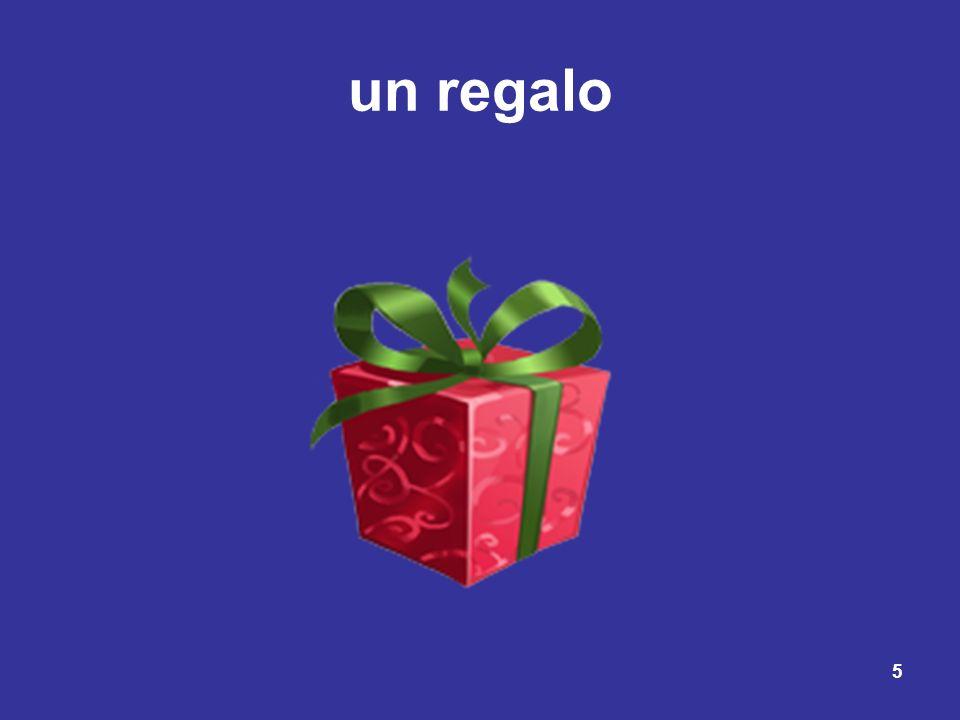 5 un regalo