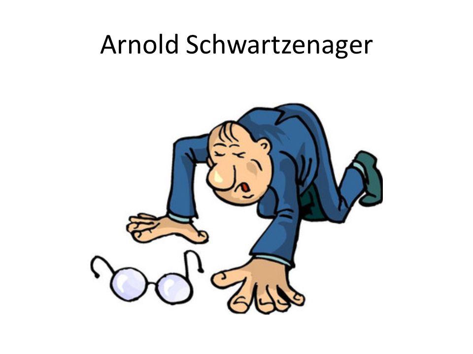 Arnold Schwartzenager