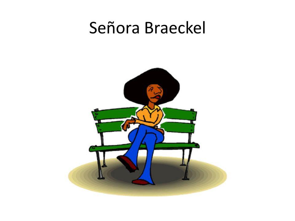 Señora Braeckel