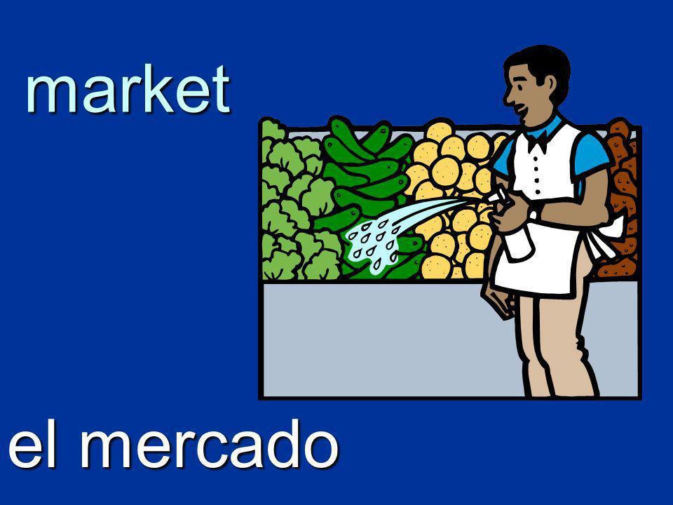 market el mercado