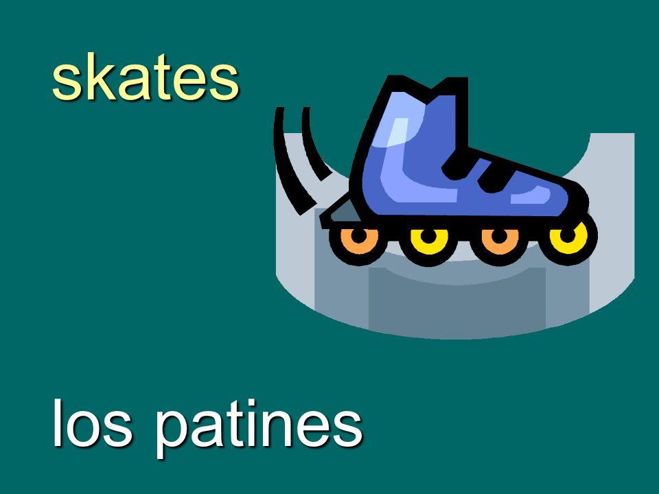 skates los patines