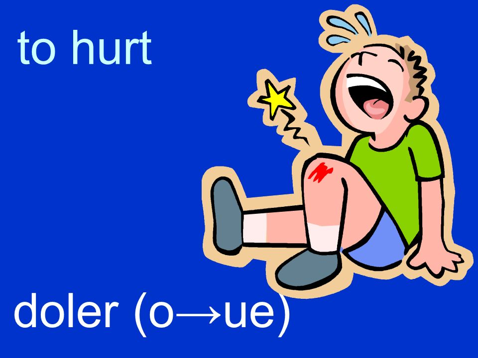 to hurt doler (oue)