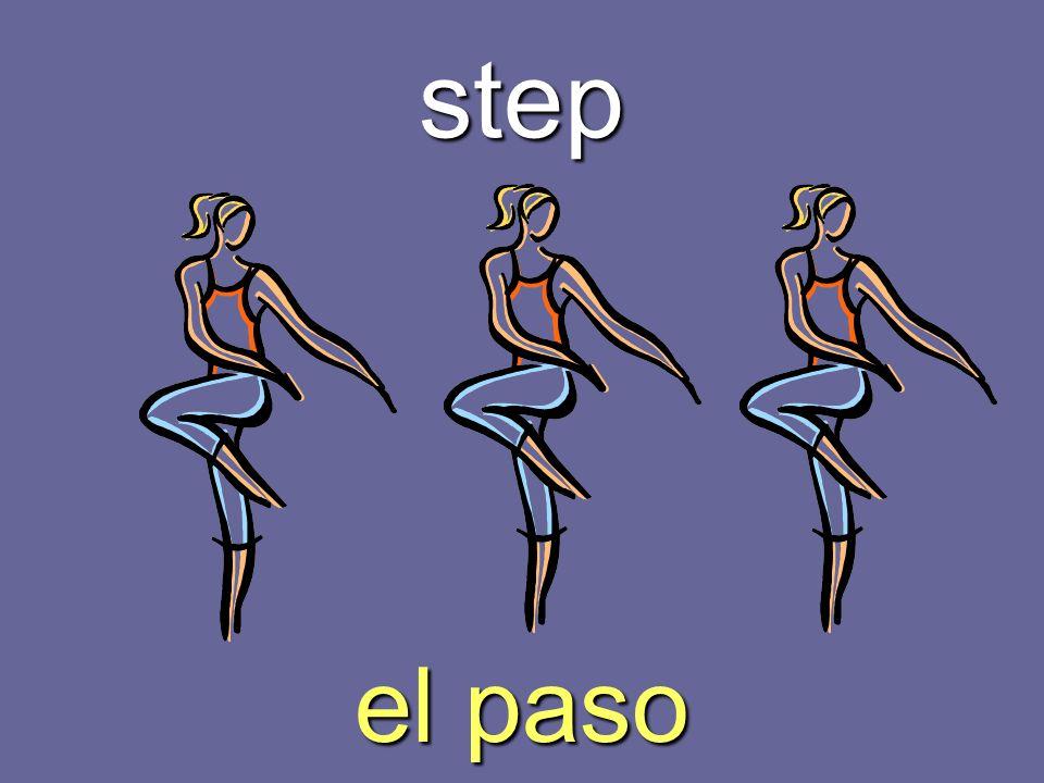 step el paso