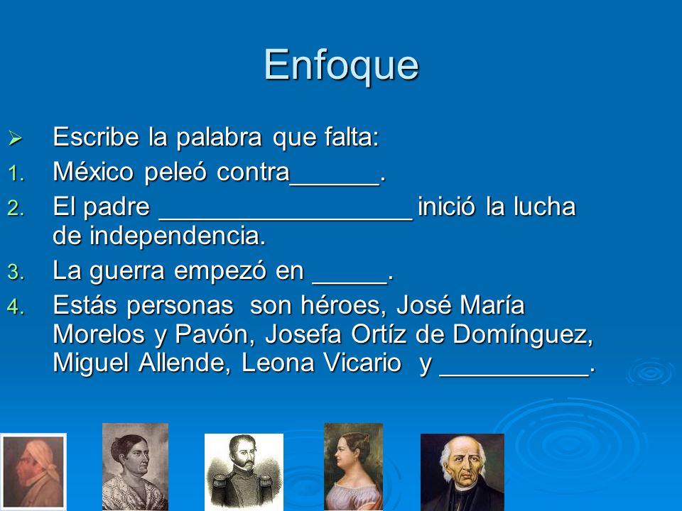 AGENDA 12/9/08 español 2 Hoy es viernes, 12 de septiembre del 2008. Hoy es viernes, 12 de septiembre del 2008. Enfoque y tarea Enfoque y tarea Corregi
