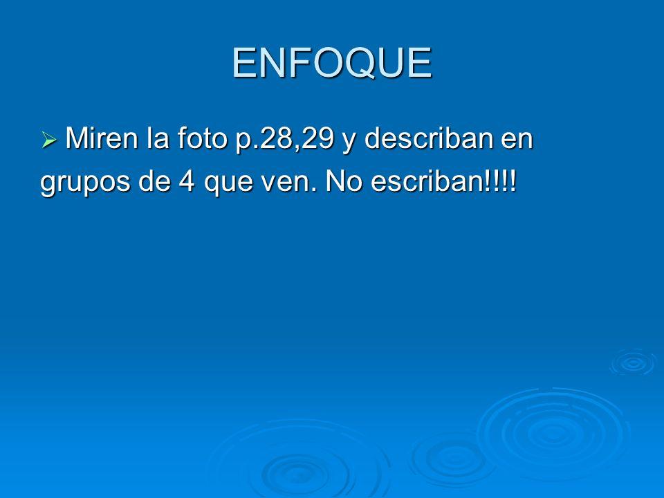 Spanish 2-Agenda 15/9/08 8 th Day Hoy es lunes, 15 de septiembre del 2008. Hoy es lunes, 15 de septiembre del 2008. Enfoque Enfoque Corregir Repaso Co