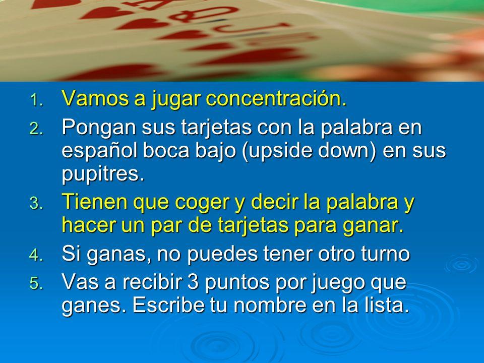 Spanish 2-Agenda 18/9/08 11 th Day Hoy es jueves, 18 de septiembre del 2008.