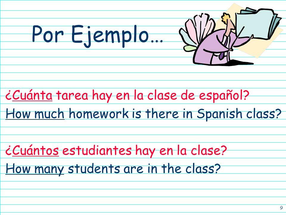 8 Por Ejemplo… ¿Quién es de Argentina? * Who is from Argentina? ¿Quiénes son ellos? * Who are they? * Quién / Quiénes get singular / plural answers