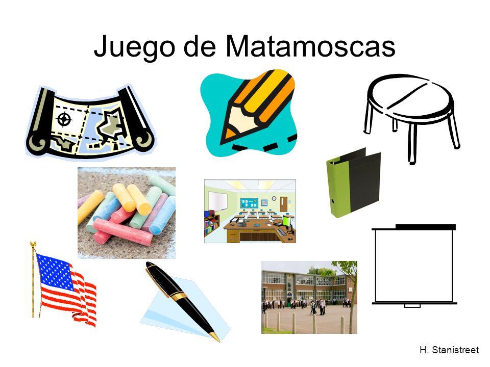 H. Stanistreet Juego de Matamoscas