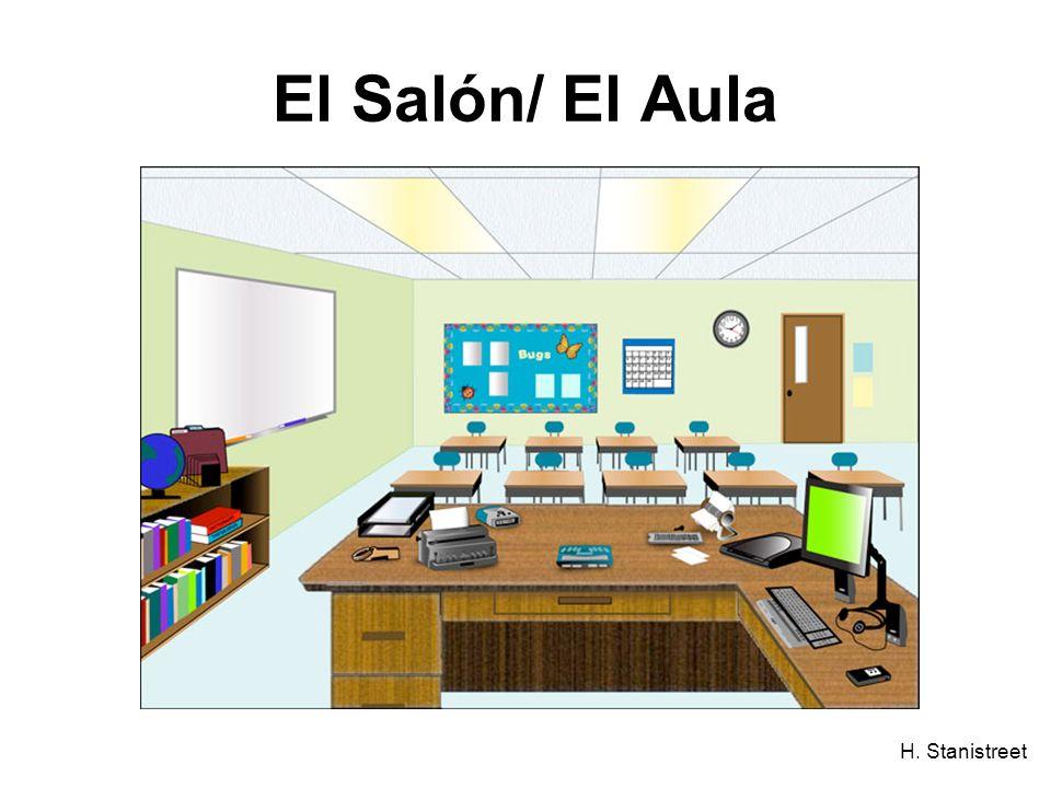H. Stanistreet El Salón/ El Aula