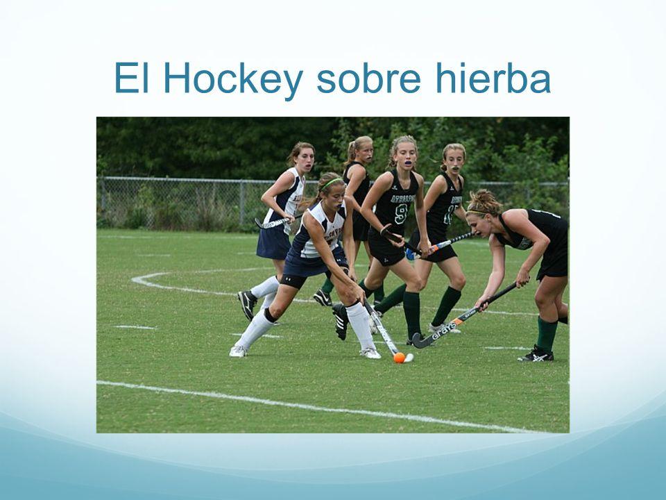 El Hockey sobre hierba