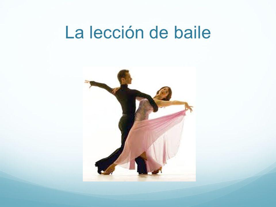 La lección de baile