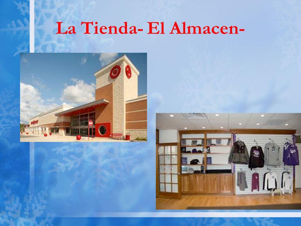 La Tienda- El Almacen-