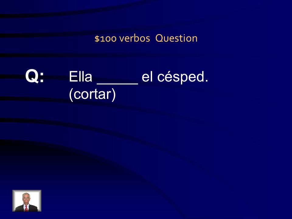 $500 Vocabulario los quehaceres Answer A: pasar la aspiradora