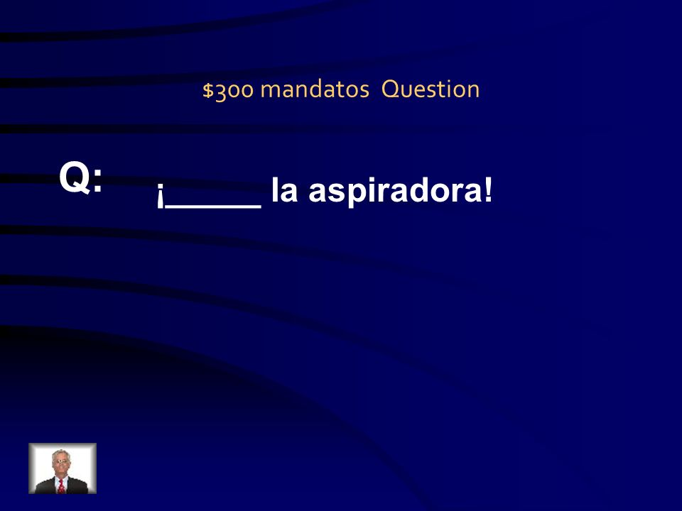 $200 mandatos Answer A: lava