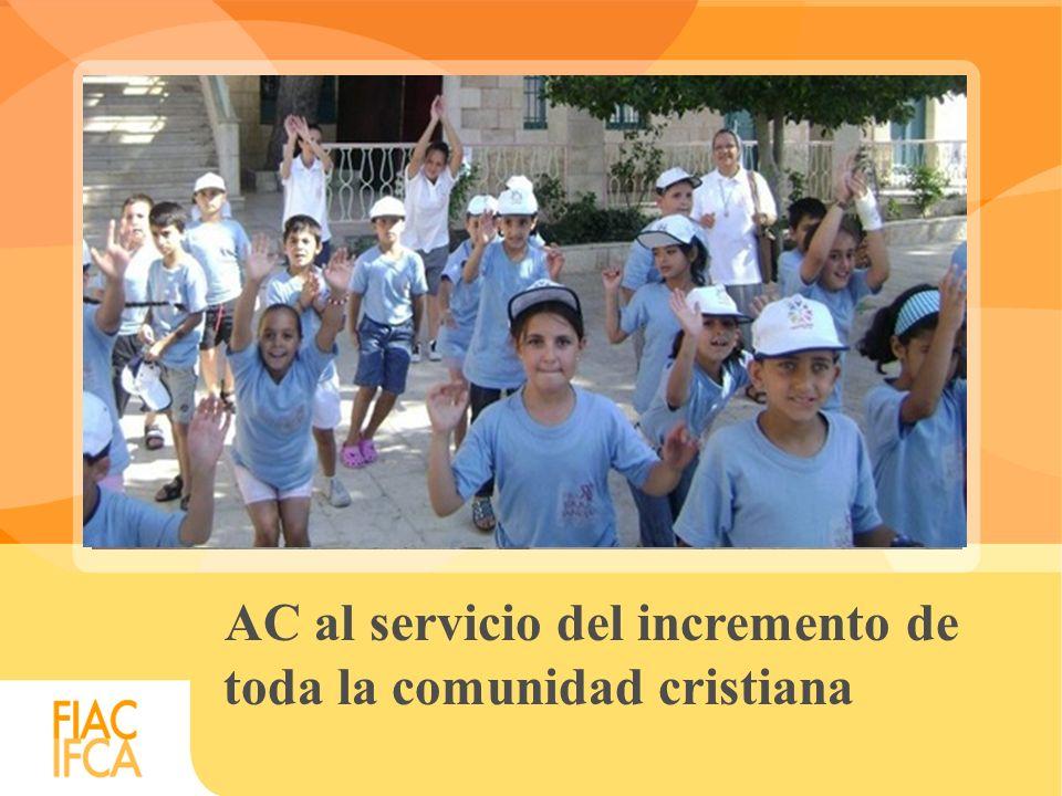 AC al servicio de los proyectos pastorales