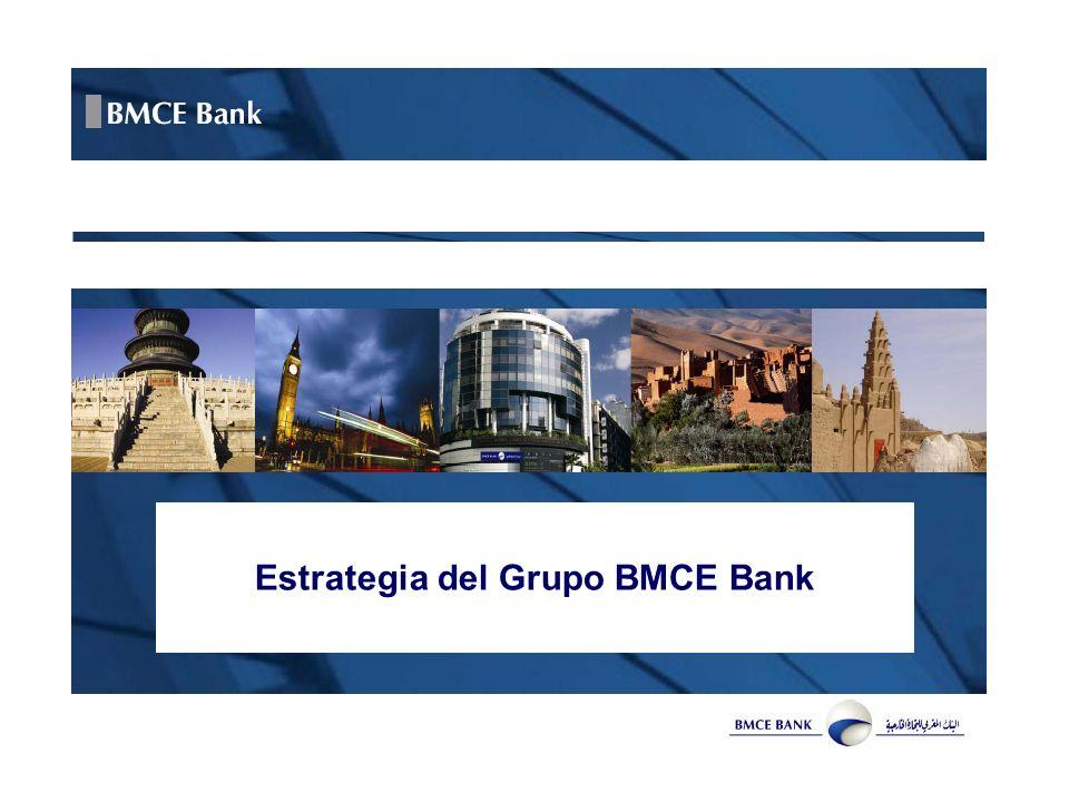 Estrategia del Grupo BMCE Bank