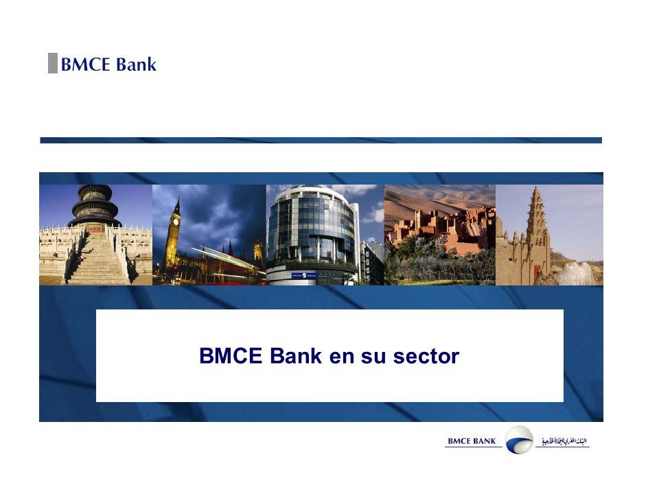 BMCE Bank en su sector