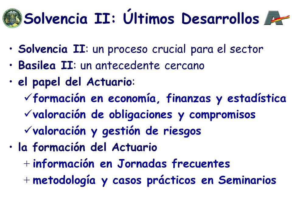 Ponentes –Da.Isabel Casares –D. Manuel de la Rosa –D.