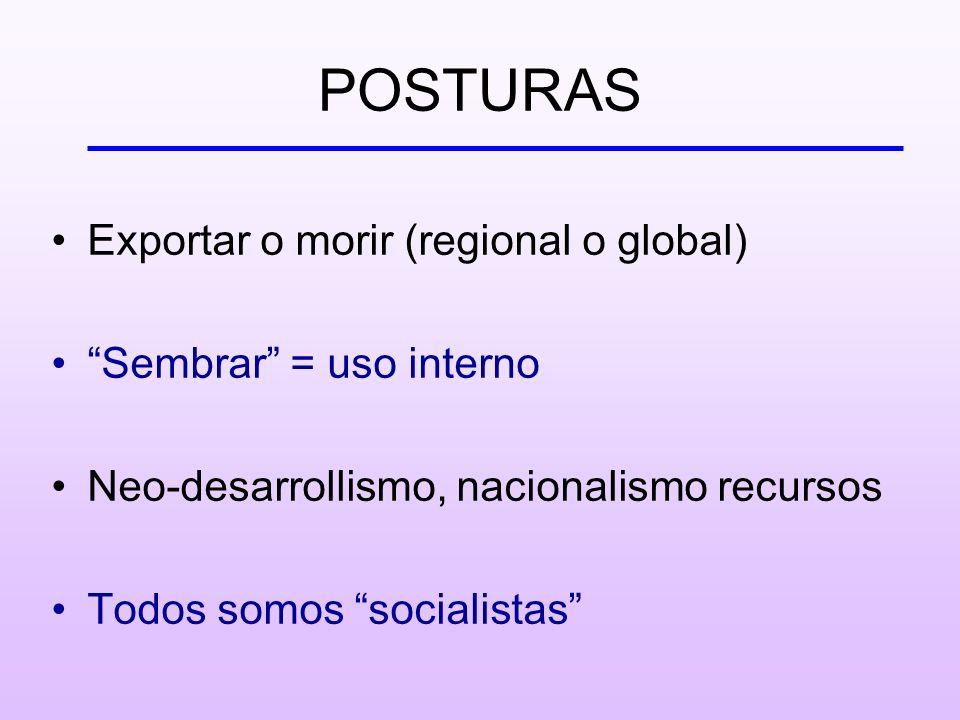 DESPUES DE LA CRISIS Construcción de alternativas Rigurosidad Novedad Independencia Articulación horizontal Incidencia política