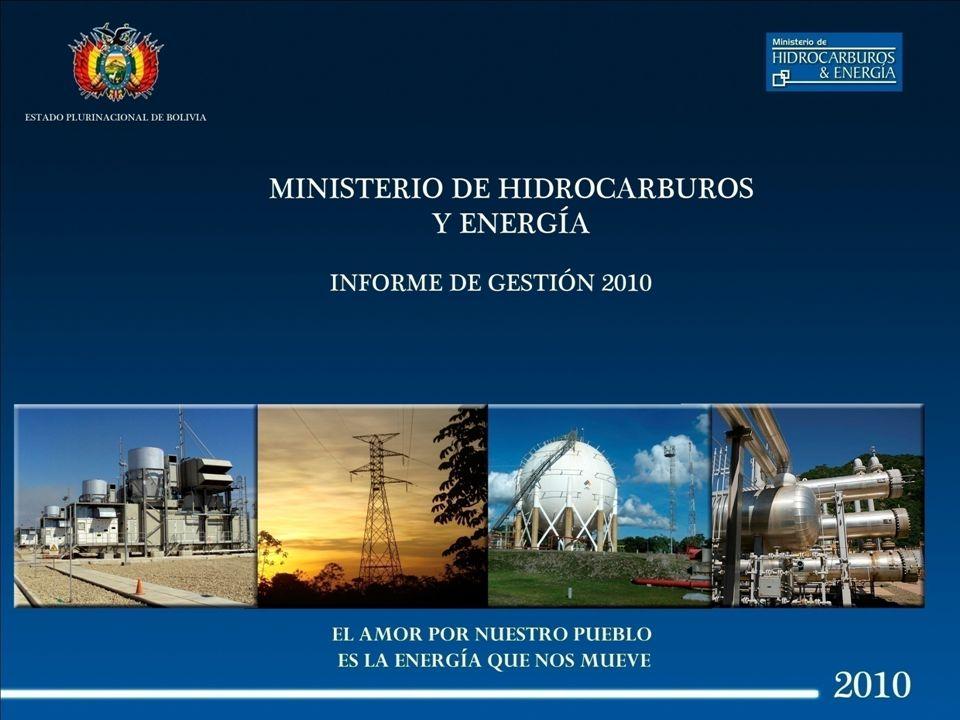 SECTOR HIDROCARBUROS GESTION 2010 2 – 30
