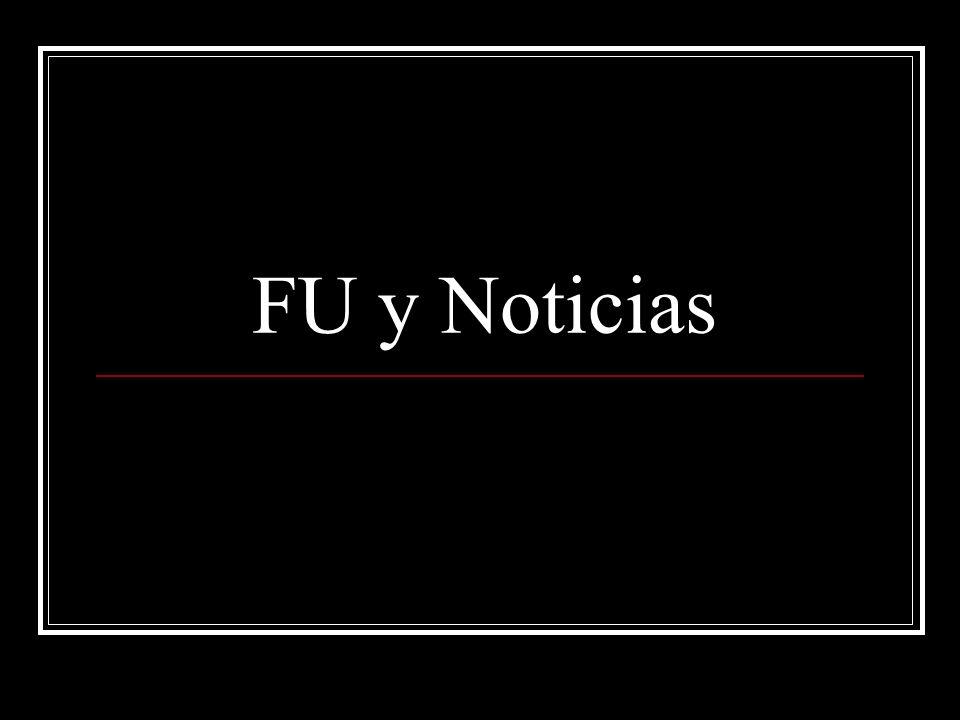 FU y Noticias