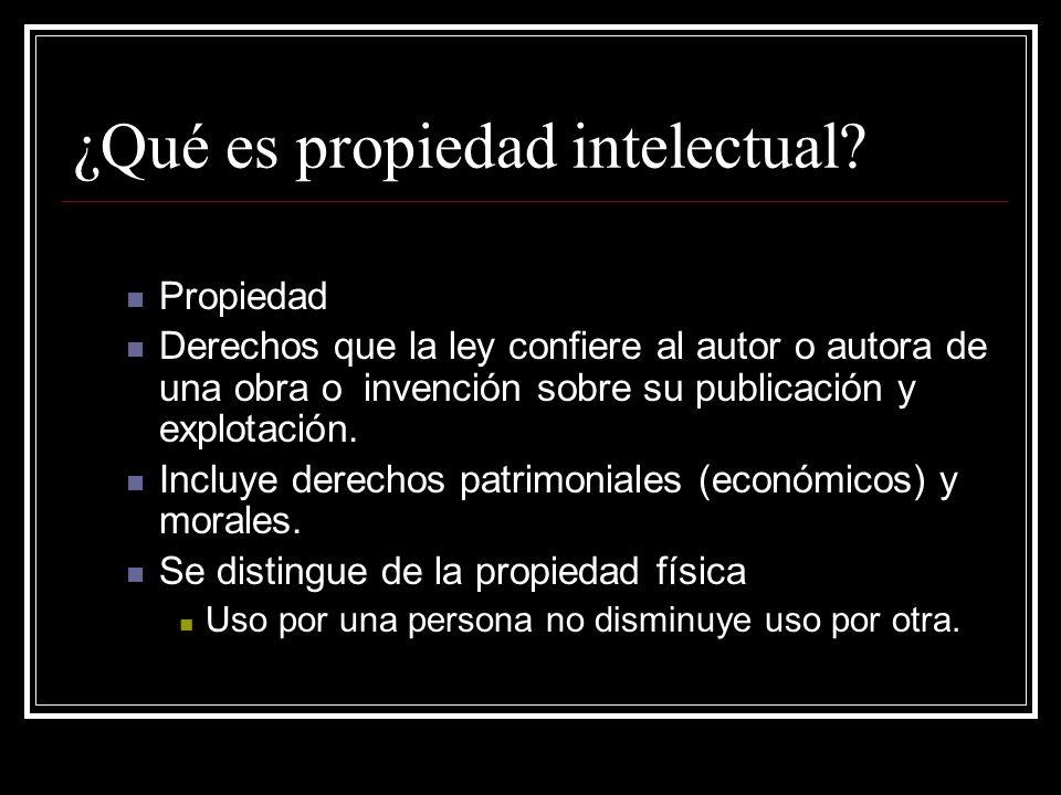 ¿Qué es propiedad? [1] Es el derecho de gozar y disponer de una cosa según los límites de las leyes. Incluye varios derechos Posesión Uso Recibir ingr