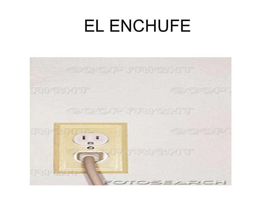EL ENCHUFE