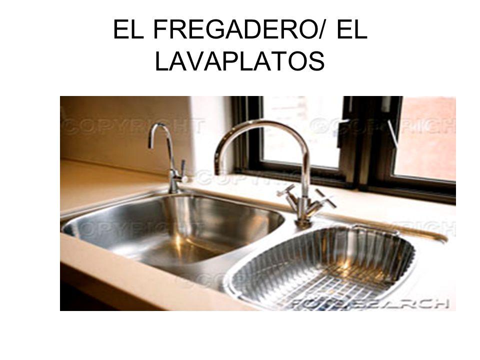 EL FREGADERO/ EL LAVAPLATOS