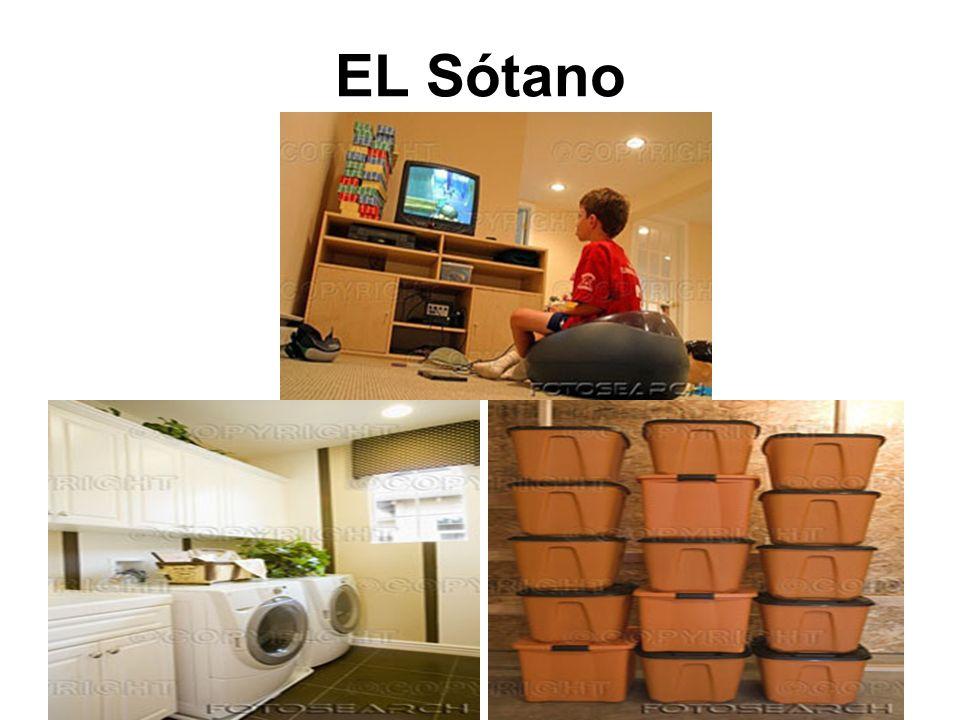 EL SILLÓN / LA BUTACA