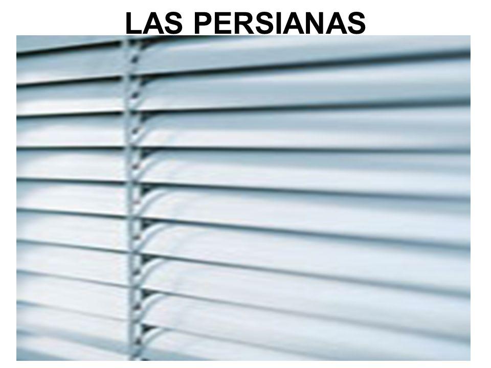 LAS PERSIANAS