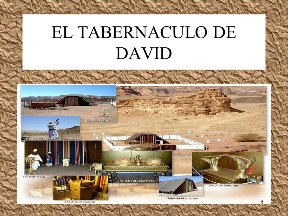 EL TABERNACULO DE DAVID 6