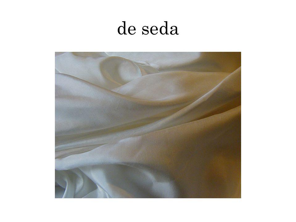 de seda