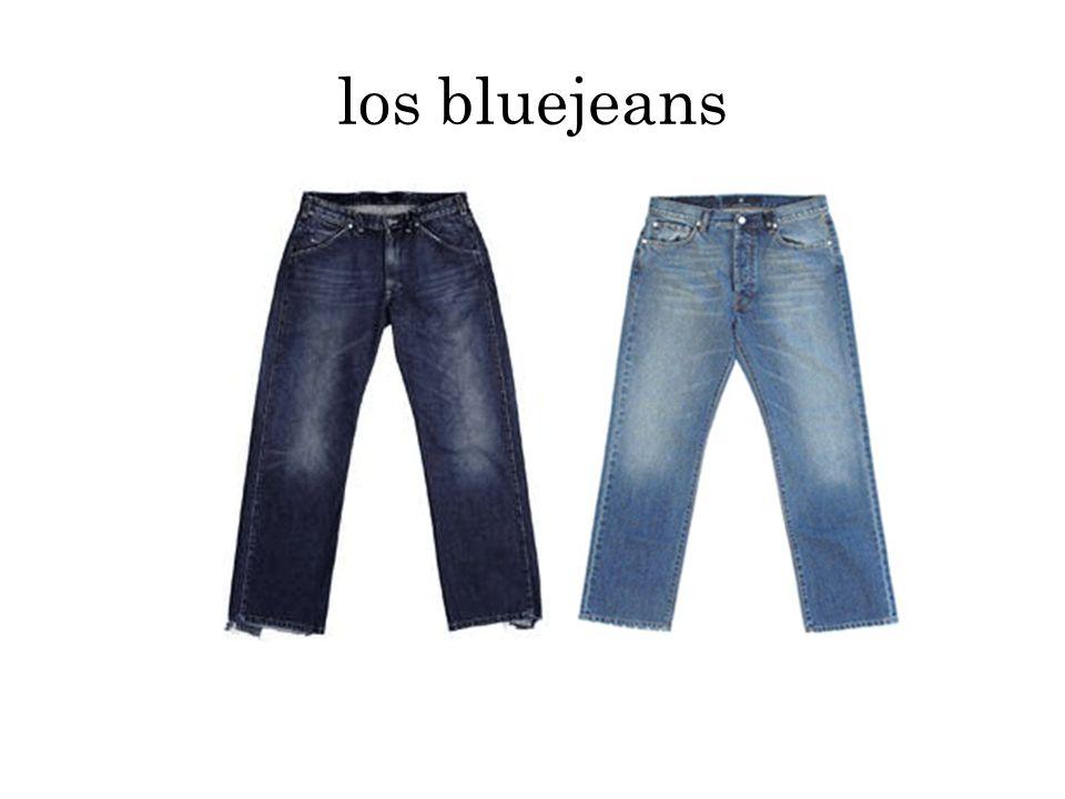 los bluejeans