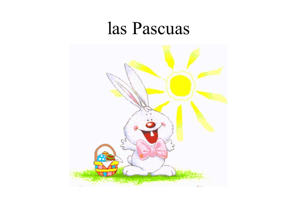 las Pascuas