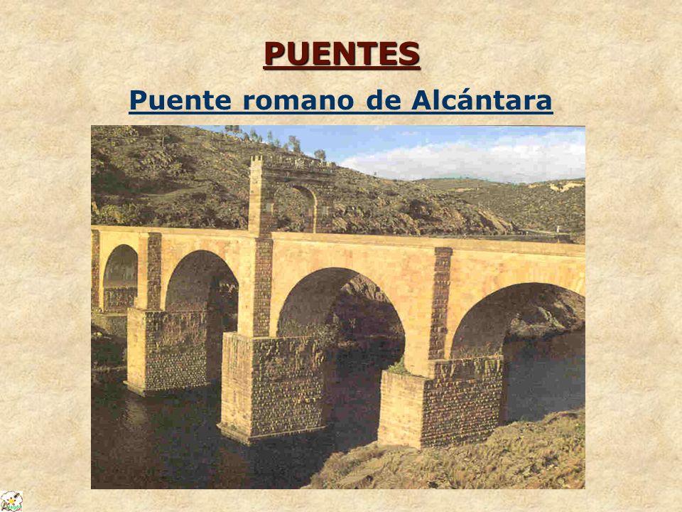 PUENTES Puente romano de Alcántara